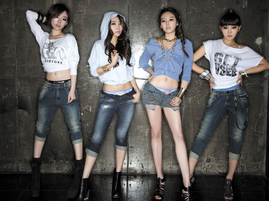 Brown Eyed Girls BEG09
