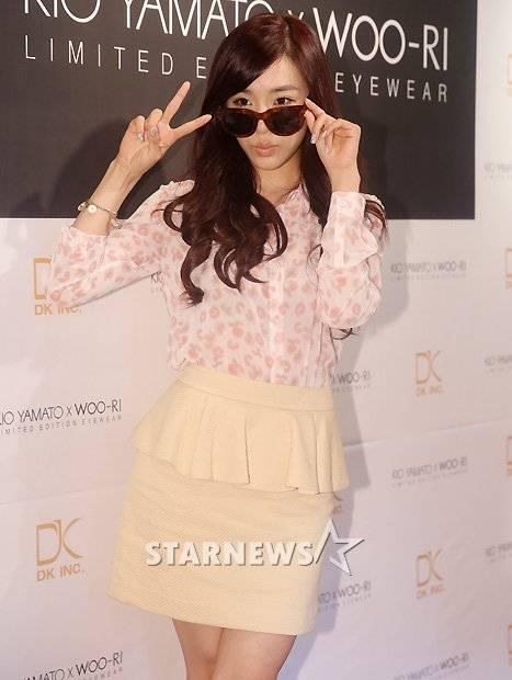 Tiffany, Goo Hara, Son Na Eun, After School y más, asisten a varios eventos Fannyfashion_zps3c65d39d