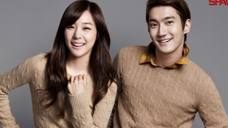 Choi Siwon de Super Junior celebra el cumpleaños de Tiffany de Girls' Generation con una foto FanySiwon00
