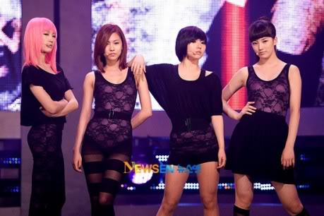 Miss A.  Band-Girl MissA00