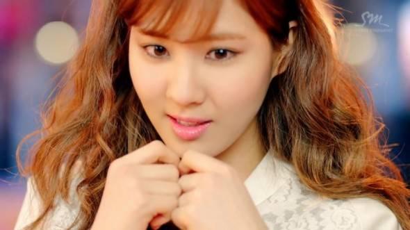 El pequeño rostro de Seohyun llama la atención SeoFace00
