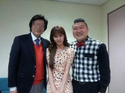 El pequeño rostro de Seohyun llama la atención SeoFace01