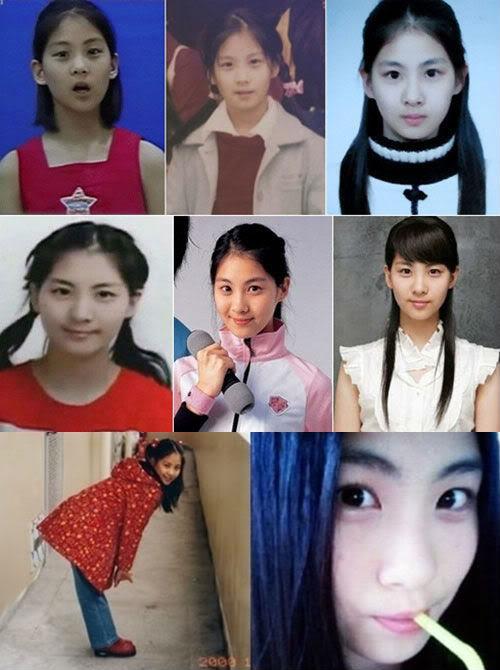 Seohyun atrae la atención con fotos del pasado SeoPast01