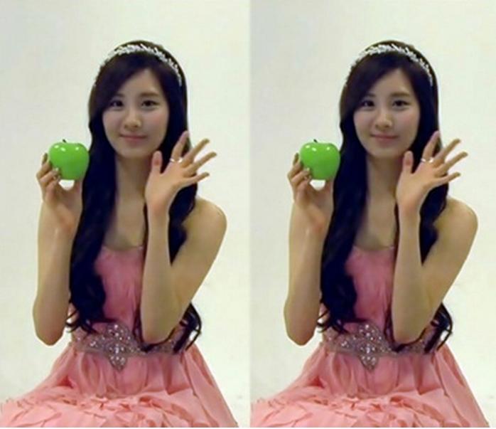 Seohyun de Girls' Generation se ve como una princesa SeoPrincess01