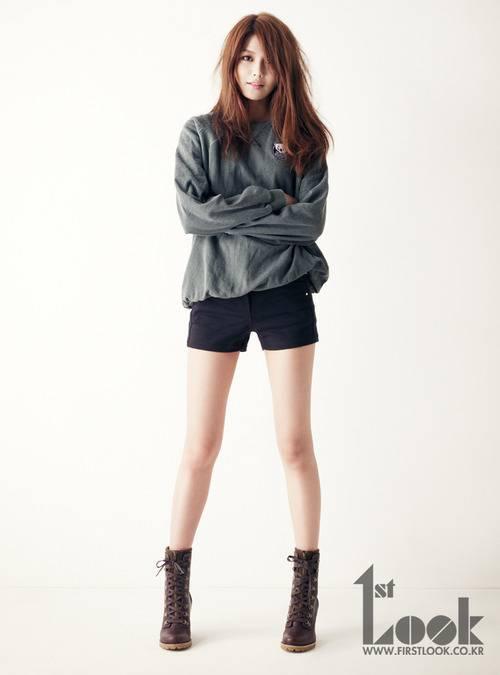 """Sooyoung: """"Quiero ganar peso.. Odio cuando la gente pregunta si estoy enferma"""" SooFlaca01"""