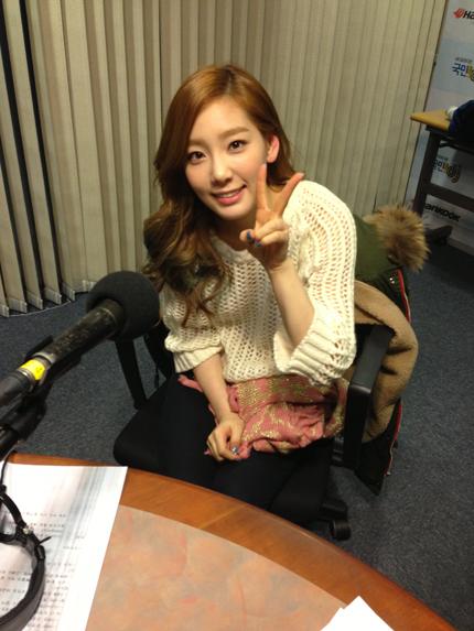 Taeyeon cuenta sobre su primer amor y su arrepentimiento TaeyeonSola01
