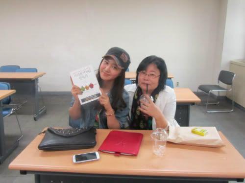 Yuri sorprende con un look natural en la universidad YuriUni01