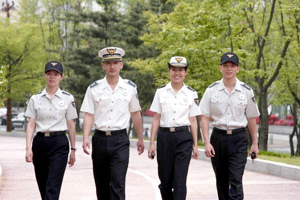 Criminalidad en Corea Policiascoreanos