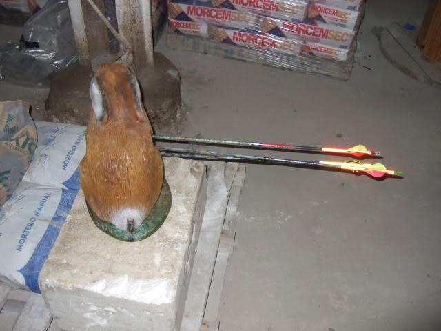 Nueva distribución de material de arqueria y caza con arco Conejoperfil