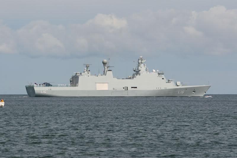FLEXIBLE SUPPORT SHIP CLASSE ABSALON ABSL27
