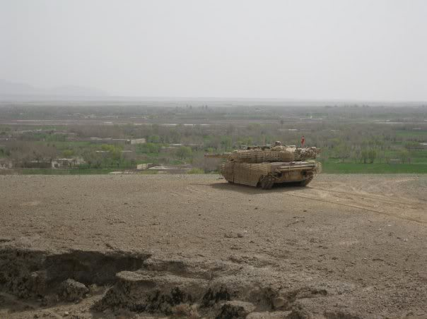 armour in Afghanistan L1