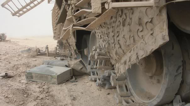 armour in Afghanistan L6