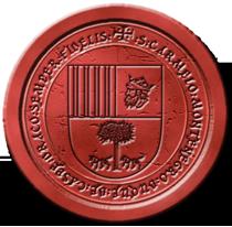 Escudos y Sellos de la Nobleza de Caspe SelloRojoCarmelo_zps50788282
