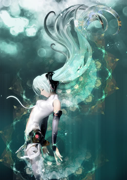 Miku Hatsune Append Pictures, Images and Photos