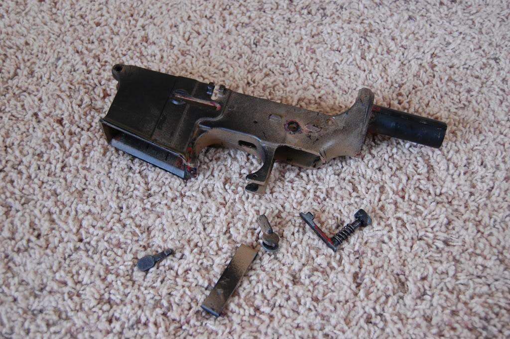 M4 IPSC/USPSA style Racegun - WIP - 56K no bueno... DSC_3653