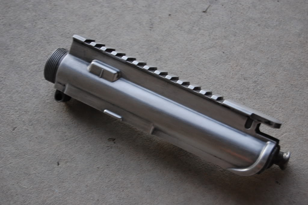 M4 IPSC/USPSA style Racegun - WIP - 56K no bueno... DSC_3679