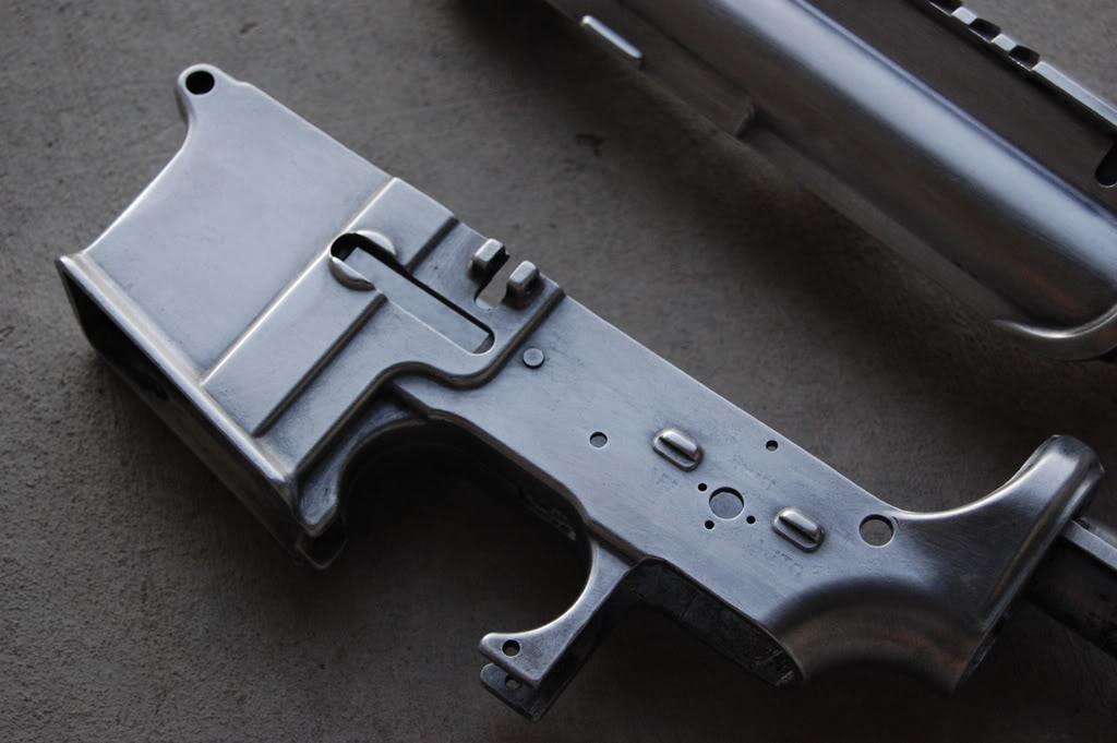 M4 IPSC/USPSA style Racegun - WIP - 56K no bueno... DSC_3680