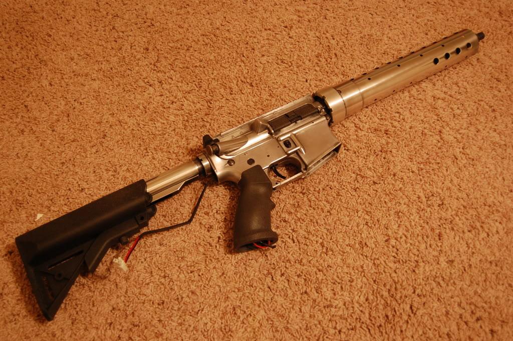 M4 IPSC/USPSA style Racegun - WIP - 56K no bueno... DSC_3709