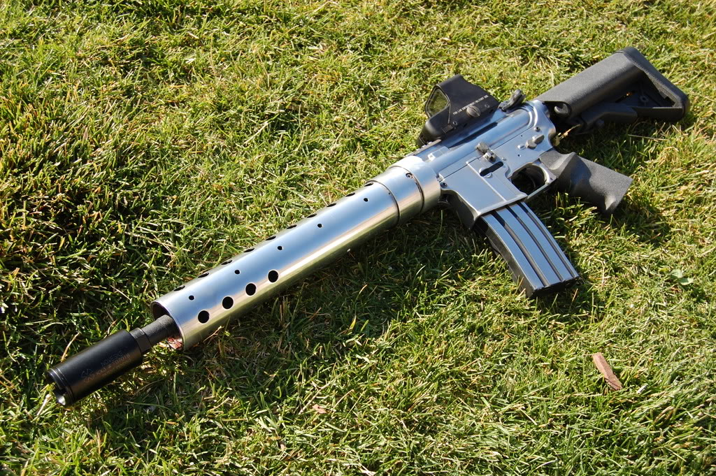 M4 IPSC/USPSA style Racegun - WIP - 56K no bueno... DSC_3862