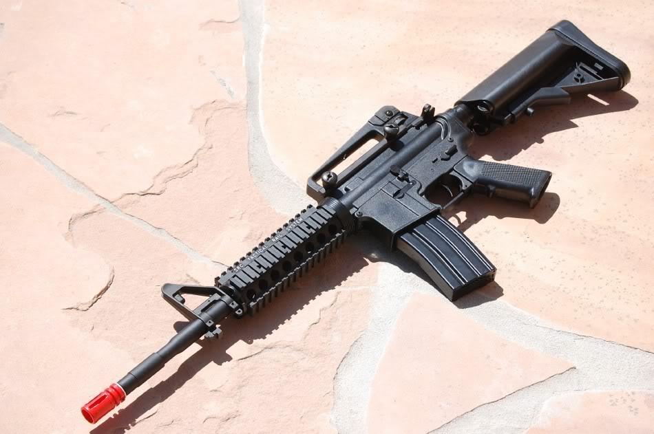 M4 IPSC/USPSA style Racegun - WIP - 56K no bueno... Sportm4