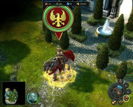 Bất ngờ với Might & Magic: Heroes VI HeroesVI1