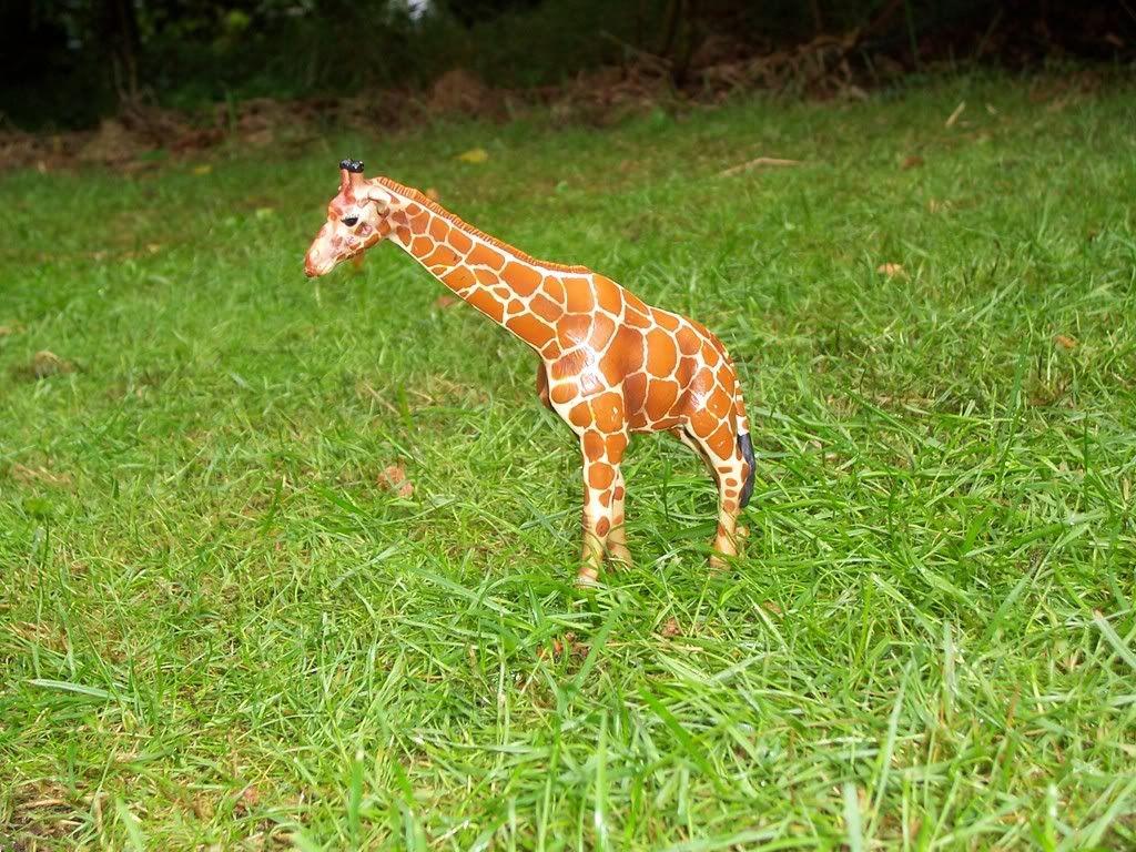 giraffe moeder-in collectie sinds 2004 Schleich-S167