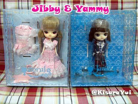 Complete mini Dal catalog JibbyYammyOPB1