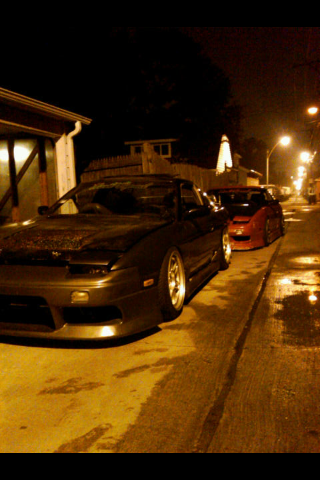 Just when you thought I was done. Dave's 180SX build.  - Page 13 IMG_0359