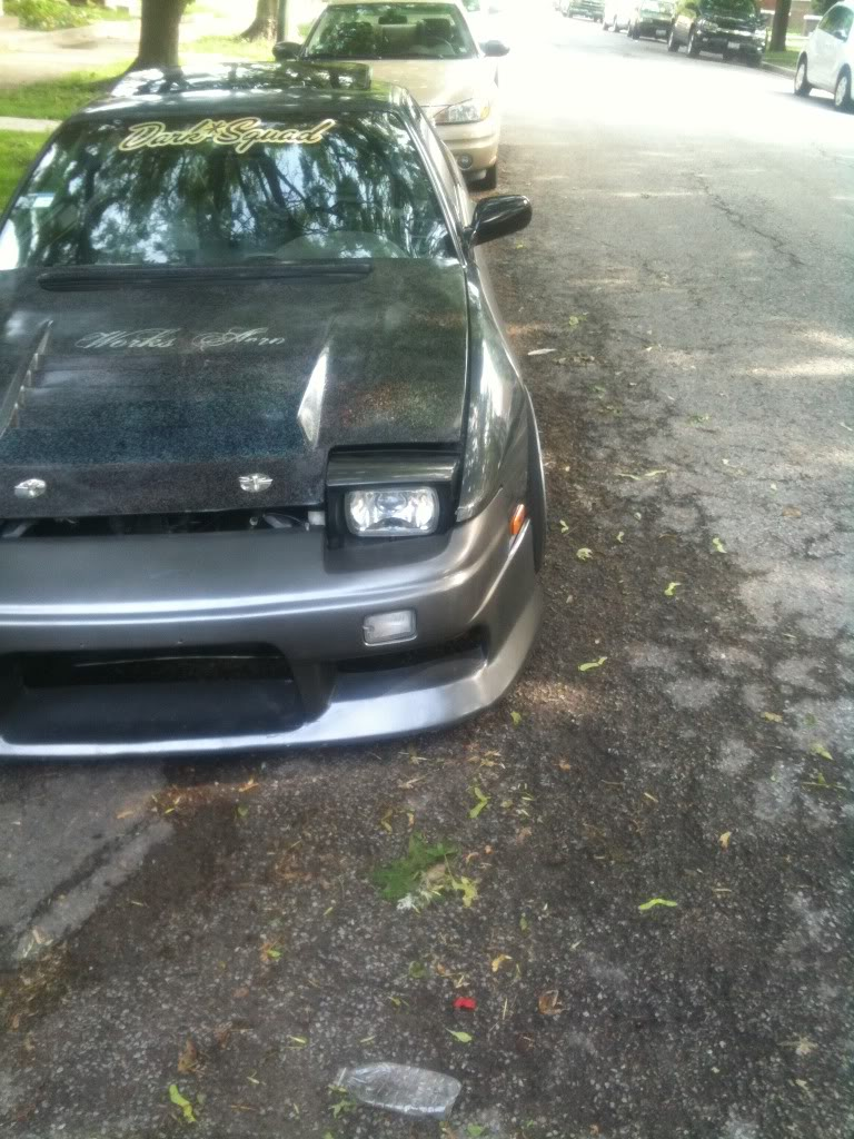 Just when you thought I was done. Dave's 180SX build.  - Page 13 IMG_0370