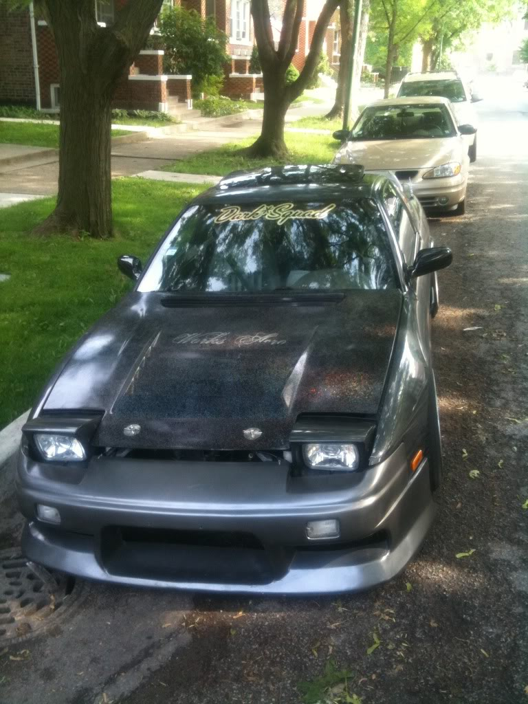 Just when you thought I was done. Dave's 180SX build.  - Page 13 IMG_0371