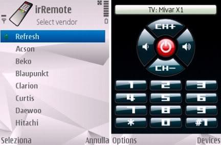 الاسطورة : برنامج IR remote للتحكم في التلفاز عبر جوالك ، و شغال 100% Ir_remote_3rd_symbian_2
