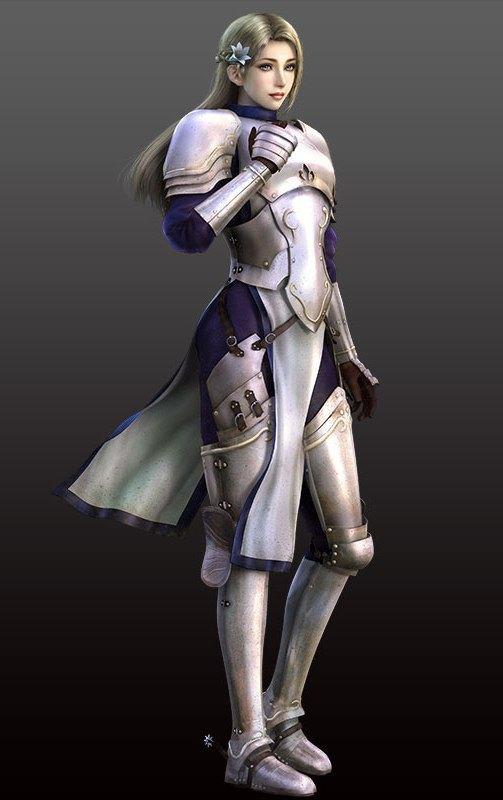 Adeline Galahad, La reina Plateada Bladestorm-Nightmare-Jeanne