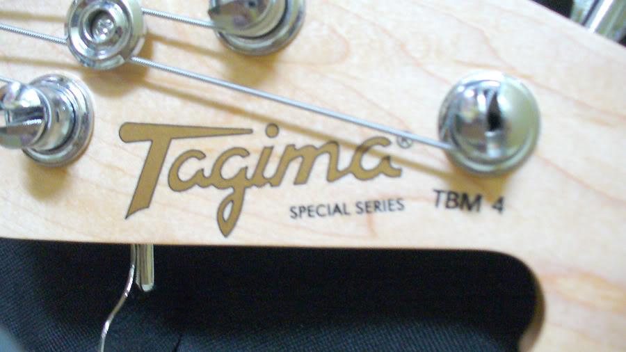 Lançamento Tagima Special TBM 4 (modelo Sting Ray) - Página 2 P1070358