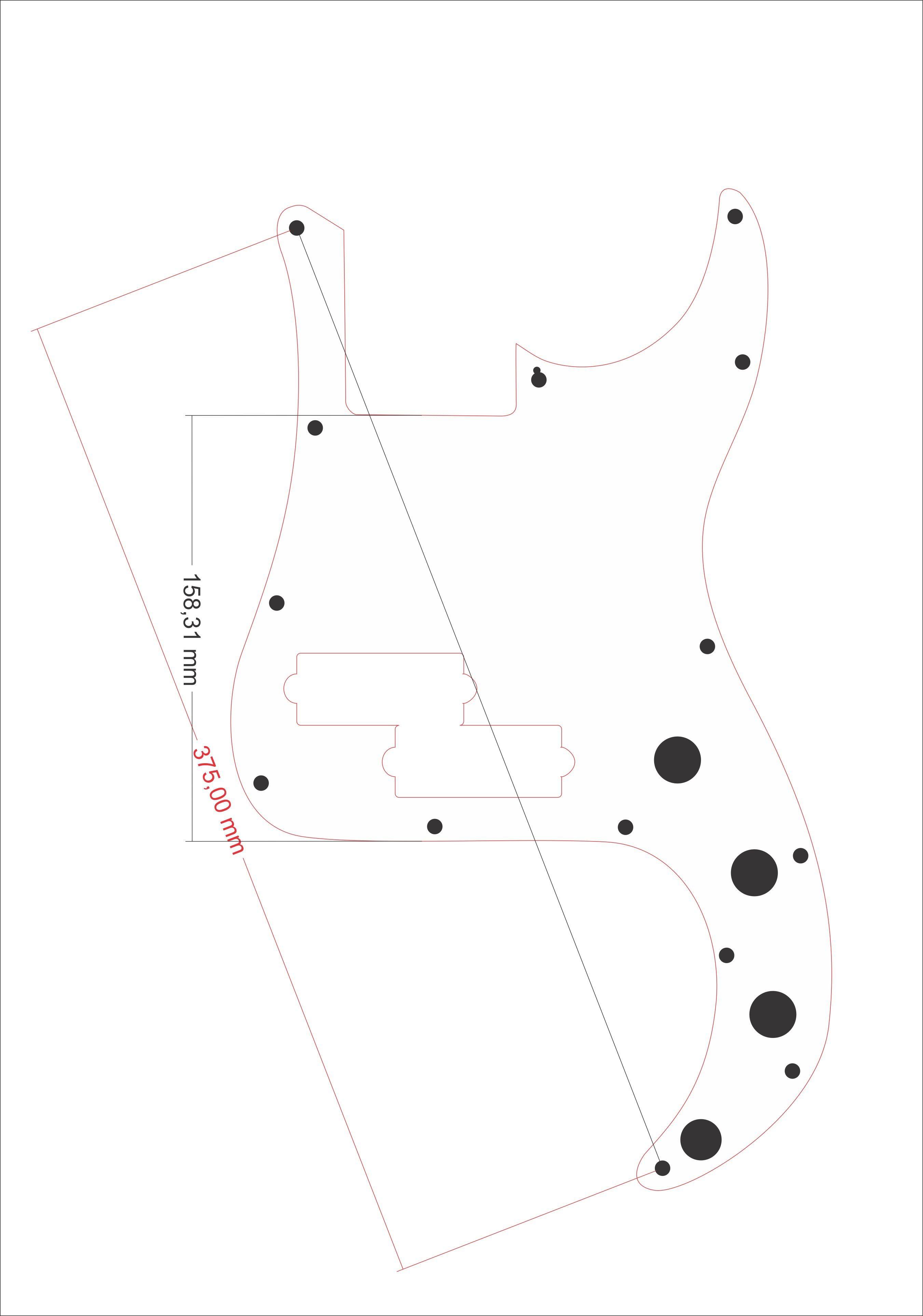 Template - Precision - Strinberg Cab16 Template_bass_precisionX3