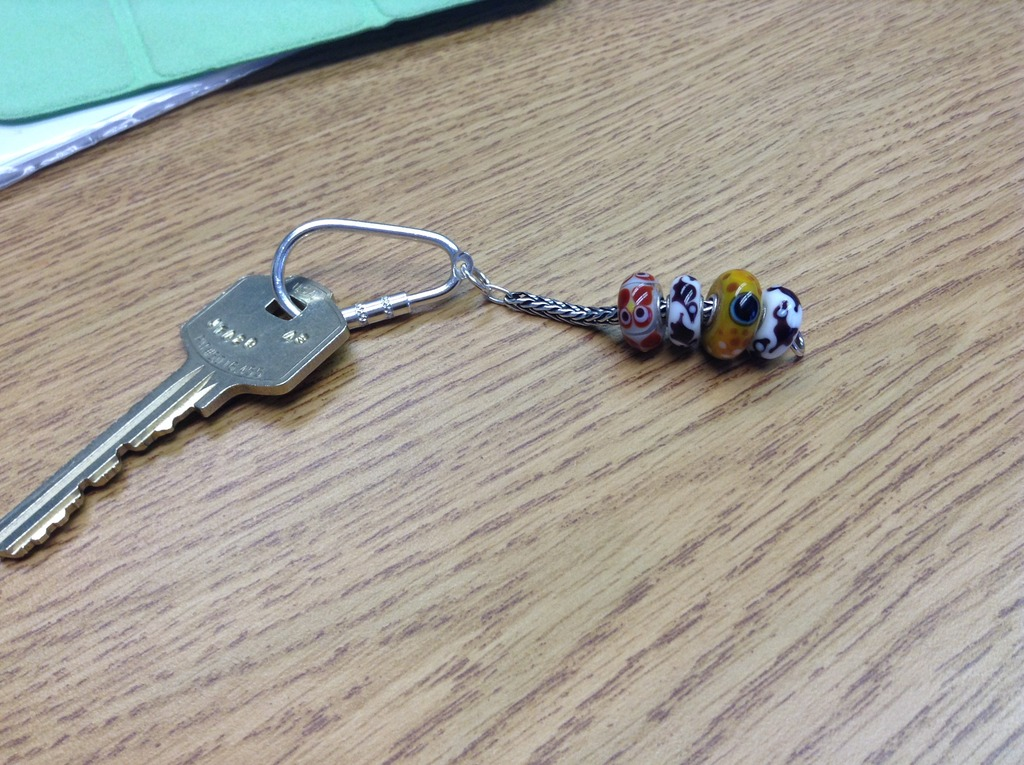 Key chain--Can be purchased separately! 492726D5-A5FB-4804-B121-41FFDFD4B73C