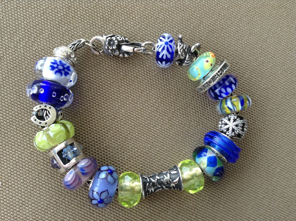 Good Luck starter bracelets - beads to go with 9C096CE1-8D6A-4A91-83EC-2F1AAED18A82_1