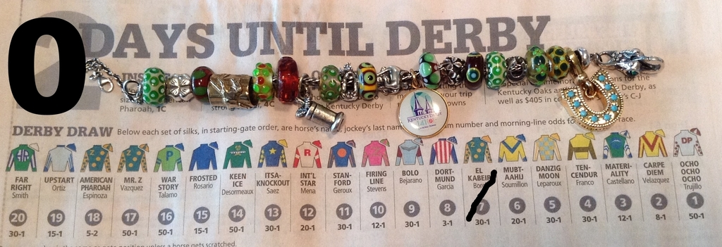 Who wants to go to the Kentucky Derby? Fc567dac-af39-4a6b-aad7-7c6a562bc756