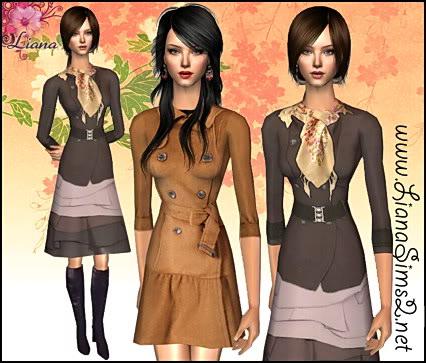 The Sims 2 Updates - Novembro/2010 LianaSims