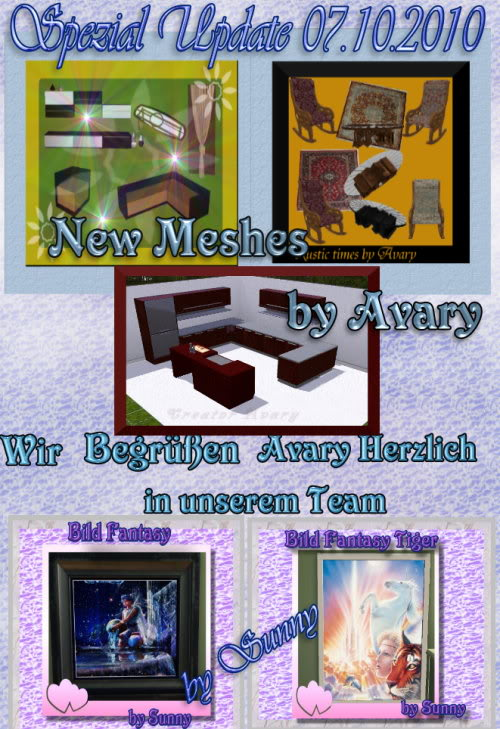 The Sims 3 Updates - 07 a 14/10/2010 Sims3heaven