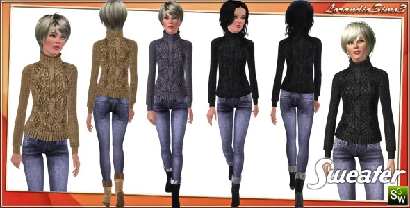 The Sims 3 Updates - 16/10 -> 23/10/2010 LorandiaSims