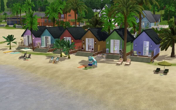 The Sims 3 Updates - 16/10 -> 23/10/2010 Mysimstyle
