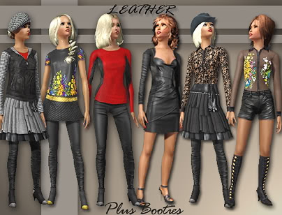 The Sims 3 Updates - 25/09 -> 30/09/2010 AllAboutStyle