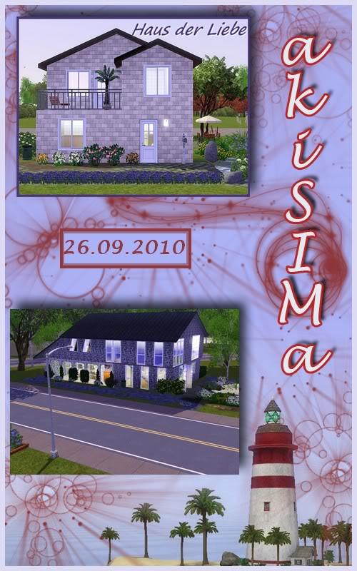 The Sims 3 Updates - 25/09 -> 30/09/2010 Akisima