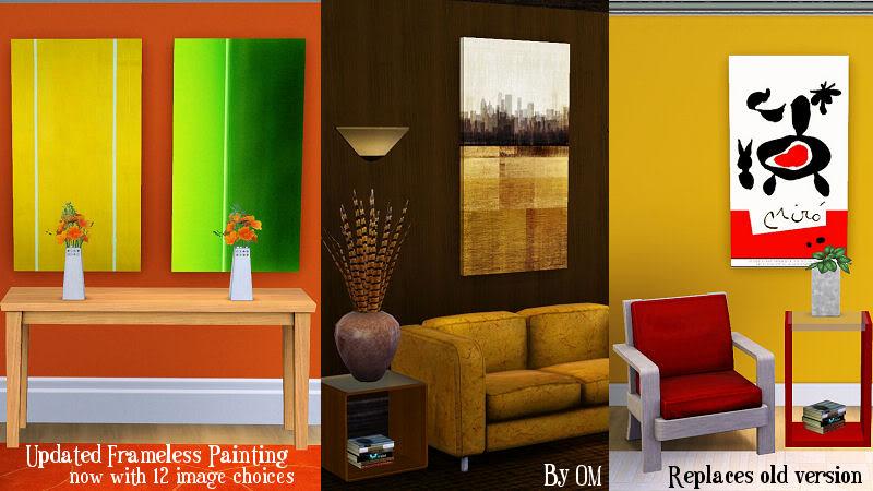 The Sims 3 Updates - 25/09 -> 30/09/2010 Indigo