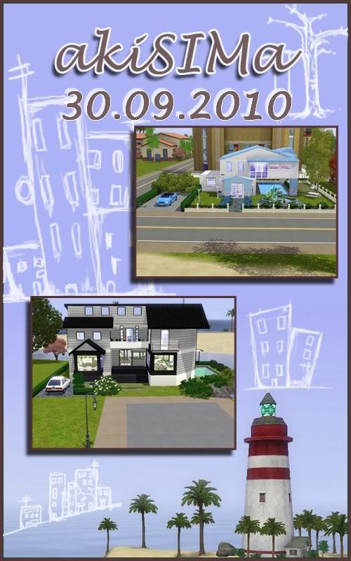 The Sims 3 Updates - 30/09 -> 07/10/2010 Akisima