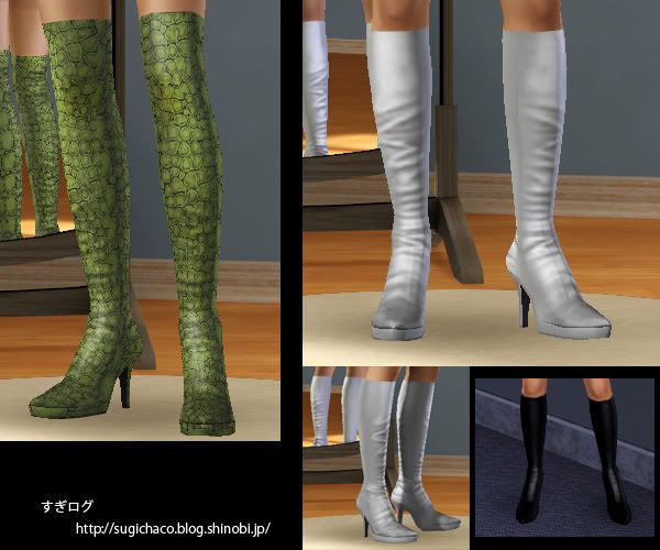 The Sims 3 Updates - 30/09 -> 07/10/2010 Sugichaco