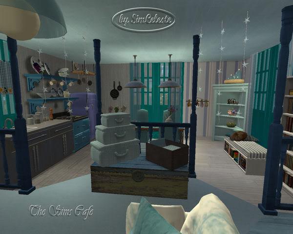 AquaBlue Cottage by SimCeleste AquaBlue43