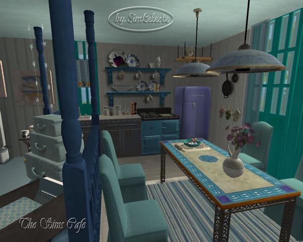 AquaBlue Cottage by SimCeleste AquaBlue44