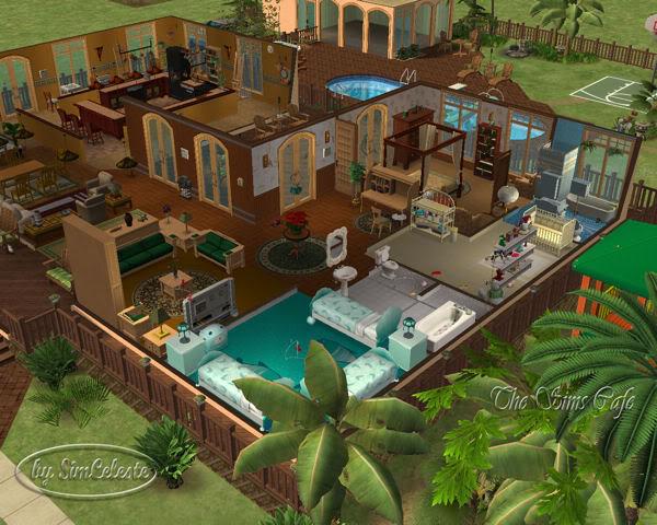 Casa de Férias - by SimCeleste SC_CF_6