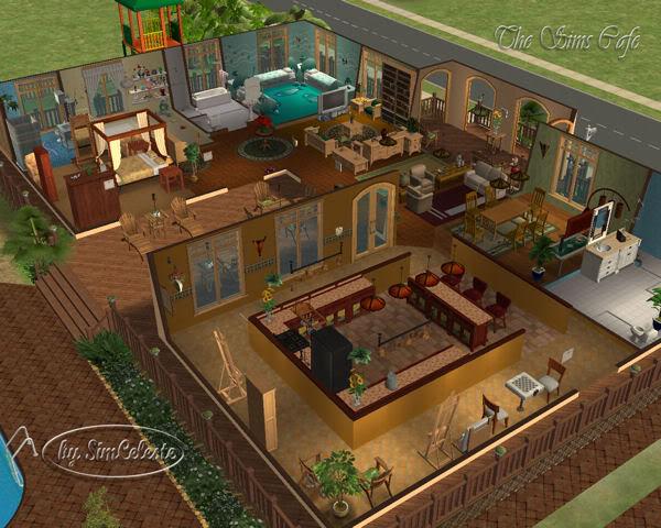 Casa de Férias - by SimCeleste SC_CF_8